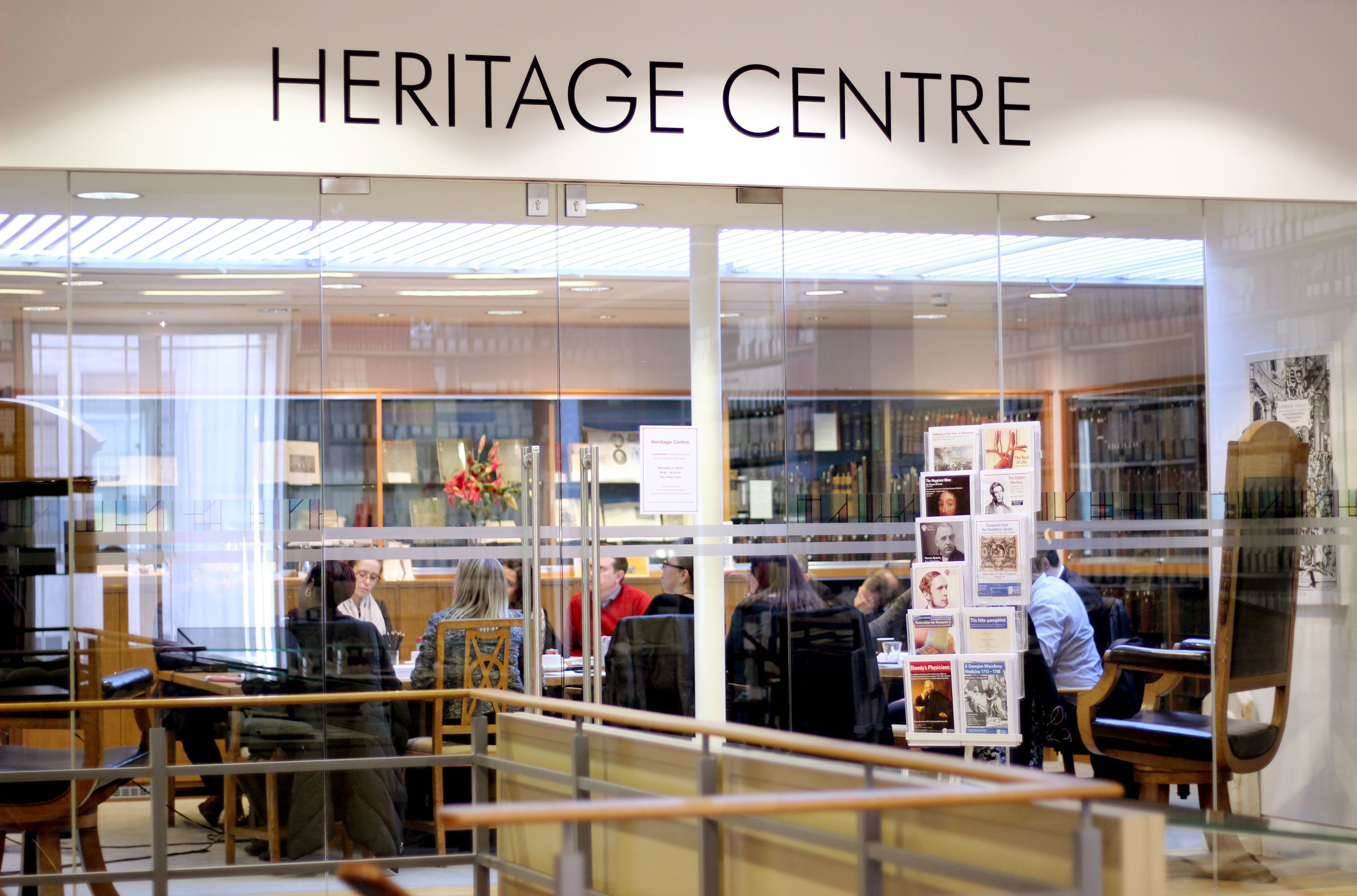 Library - Heritage Centre