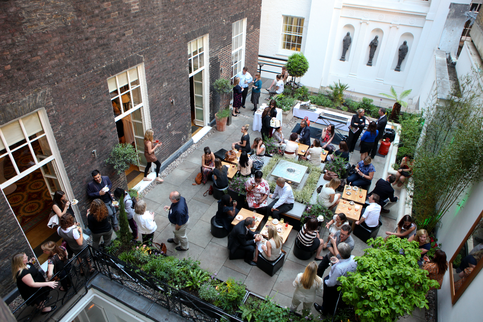 Chandos House venue hire